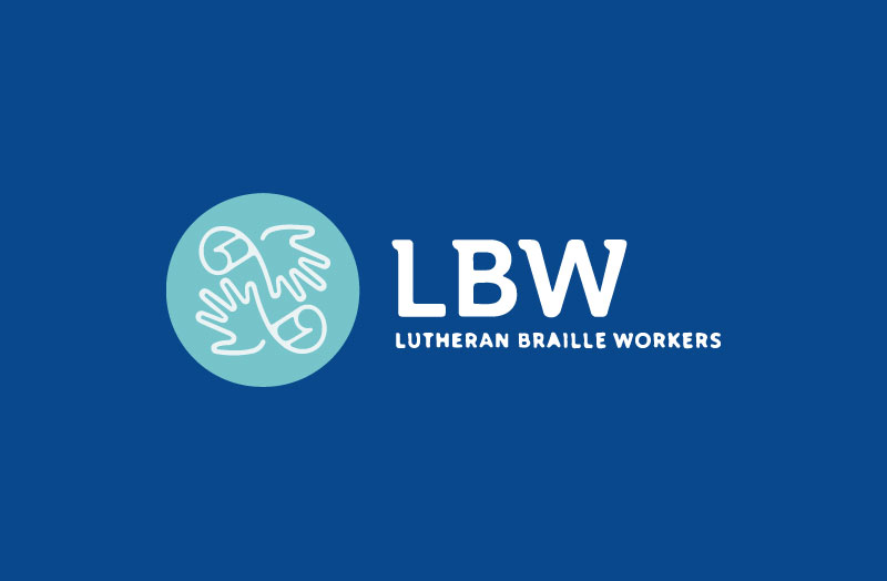 Lutheran Braille Workers Blog Image